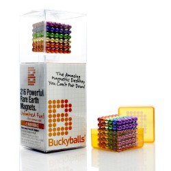 Sidekick Buckycubes Magnets 125pcs cubes