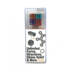 Colored Buckyballs Magnets...