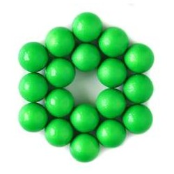 12pcs Luminous Replacement Buckyballs Bucky balls Magnetic balls