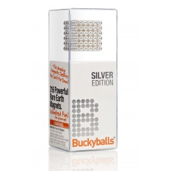 Silve Buckyballs Magnets...