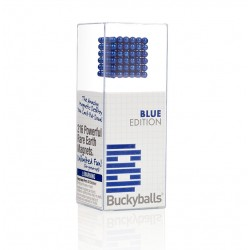 Blue Buckyballs Magnets...