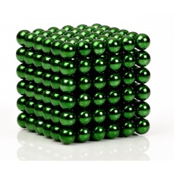 Green Magnetic balls