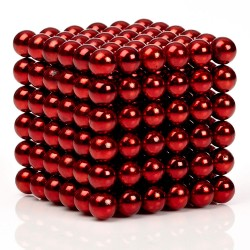Red balls magnets