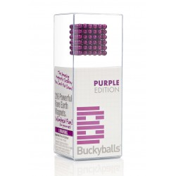 Purple Buckyballs